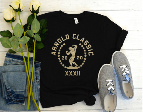 Arnold Classic Sports Fest And Expo T Shirt