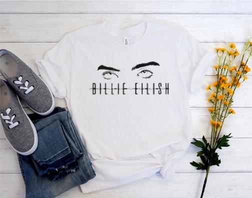 Billie Eilish lovers music T shirt