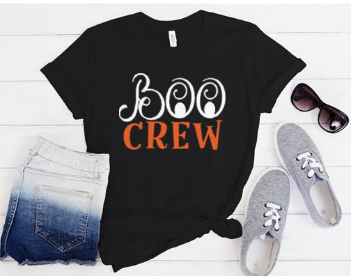 Boo Crew T-shirt