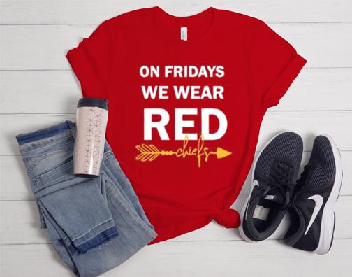 Chiefs Fan Shirt