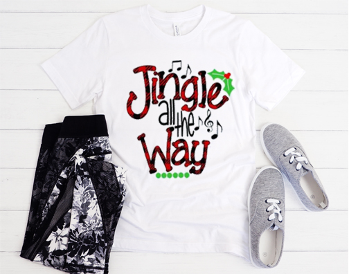 Jingle Bells T Shirt