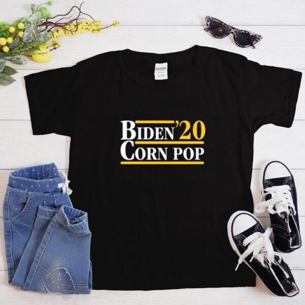 Joe Biden Corn Pop 2020 T-Shirt