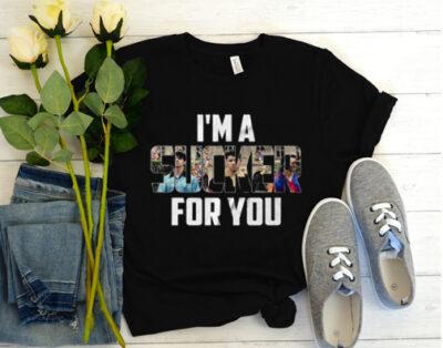 Jonas Brothers Sucker Black T shirt