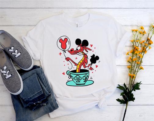 Mushu Shirt
