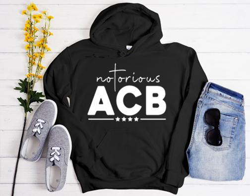 Notorious ACB Design Hoodie