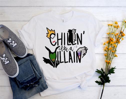 Villain T- Shirt