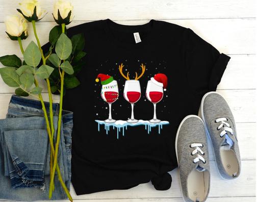 Women's Funny Christmas T Shirt