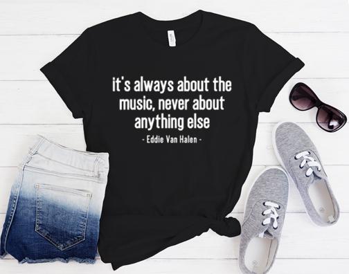 Eddie Van Halent T-Shirt