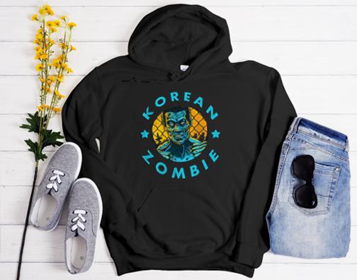 Korean Zombie Hoodie