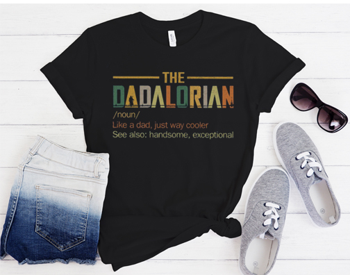 Dadalorian Shirt