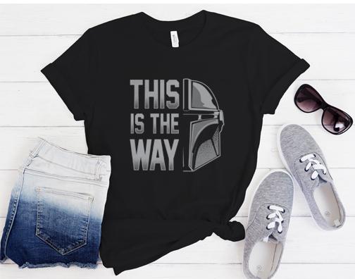 Mandalorian Code T-Shirt