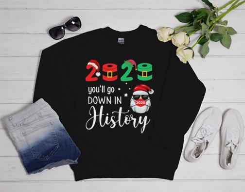 Quarantine Christmas Sweatshirt