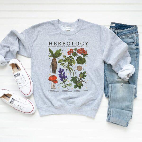 Herbology Sweatshirt