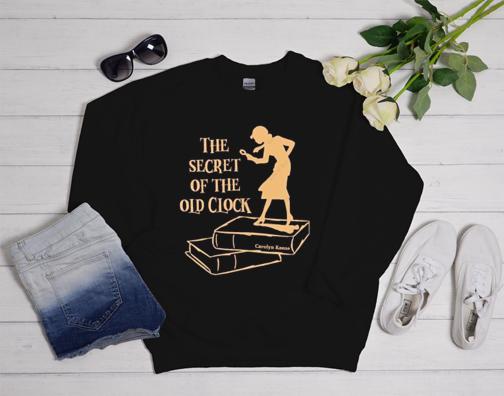 Secret of the Old Clock Sweatshirt