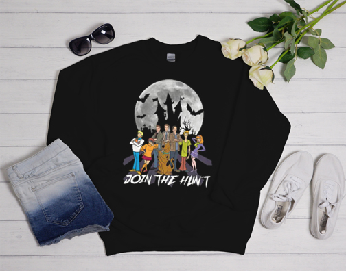 Supernatural Join The Hunt Sweatshirt