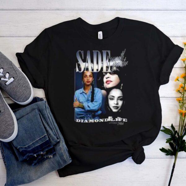 Sade Diamond Life T-Shirt