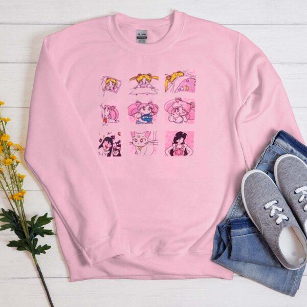 Sailor Moon Sweatshirt
