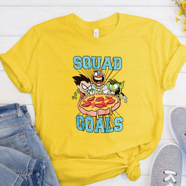 Teen Titans Go T Shirt
