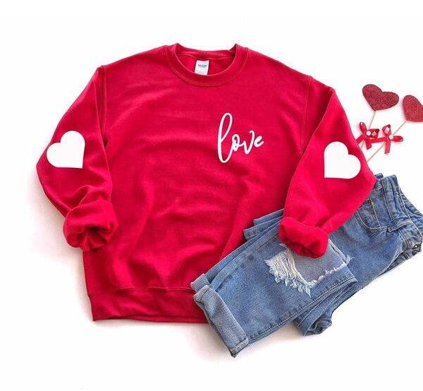 Valentine's Sweatshirt