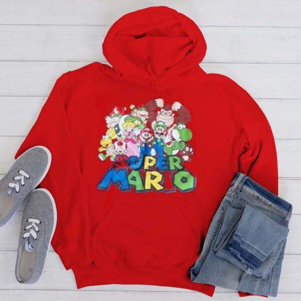 Super Mario Bross Hoodie