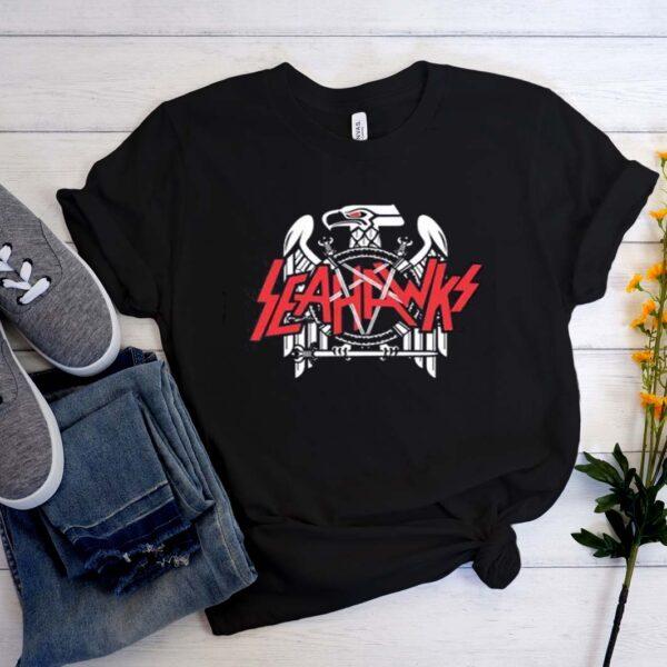 SLAYER SEAHAWKS PARODY T-Shirt