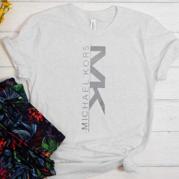 White Michael Kors T Shirt