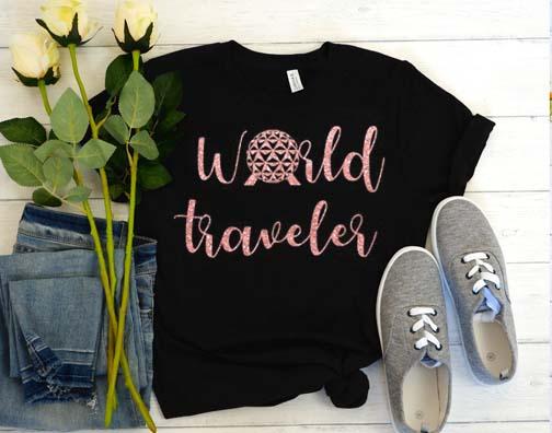 World Traveler Shirts