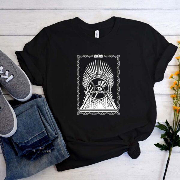 Yankees Game Of Thrones T Shirt