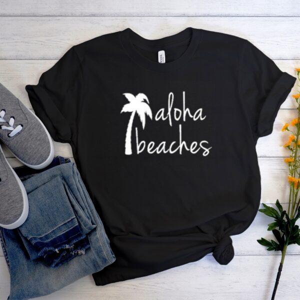 Aloha Beaches Unisex Trending Graphic T Shirt