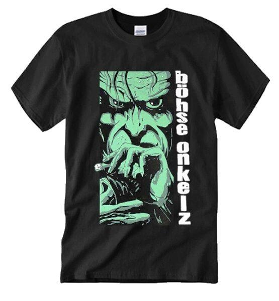 Bohse Onkelz Es ist Soweit Unisex Funny Graphic Shirts