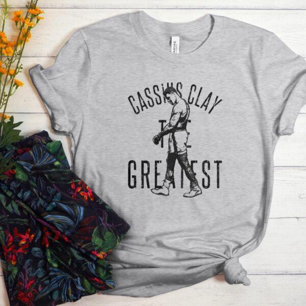 Cassius Clay T Shirt