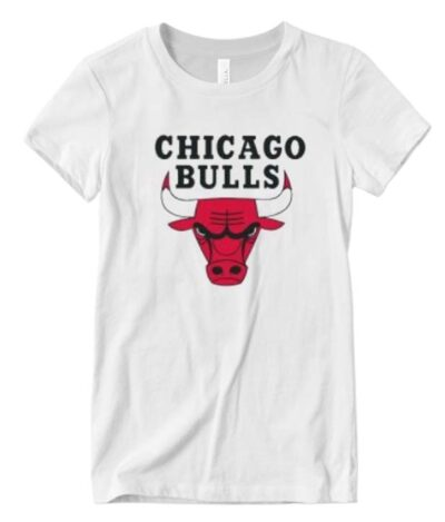 Great Chicago Bulls Matching T-shirt