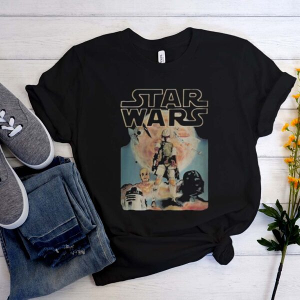 Vintage Star Wars T Shirt