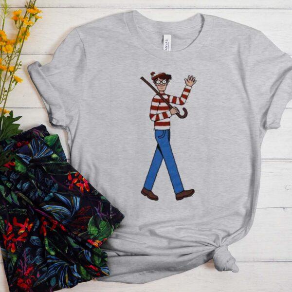 WeLoveFine Where's Waldo T shirt