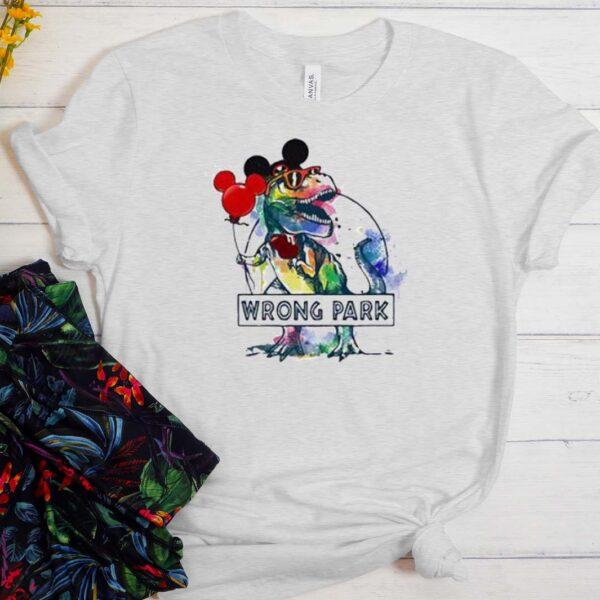 Wrong Park T-Shirt