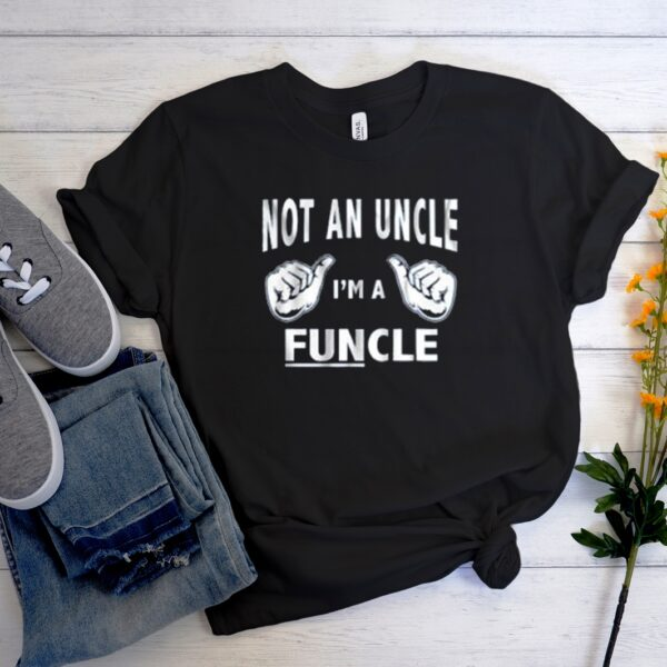 Funny Funcle Unisex Trending Graphic Shirt