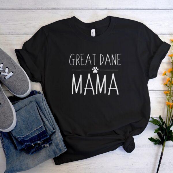 Great Dane mom Unisex Trending Graphic T Shirt