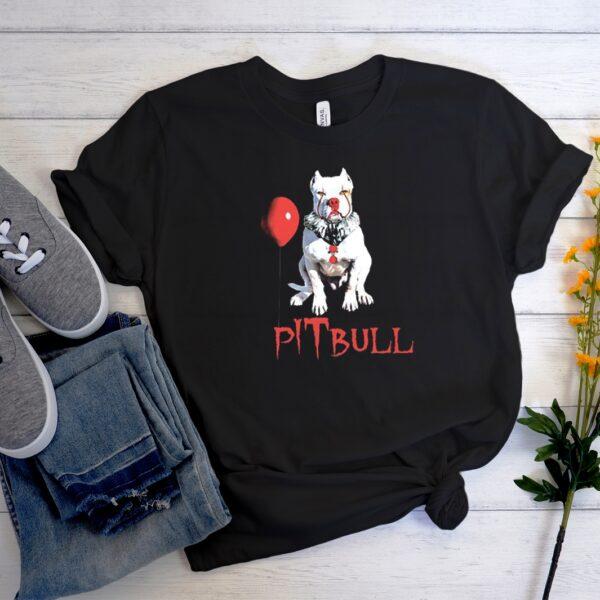 Halloween Party Pitbull Unisex Trending Graphic T Shirt
