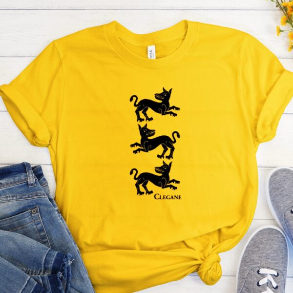 House Clegane Game Of Thrones Unisex Trending Graphic T Shirt