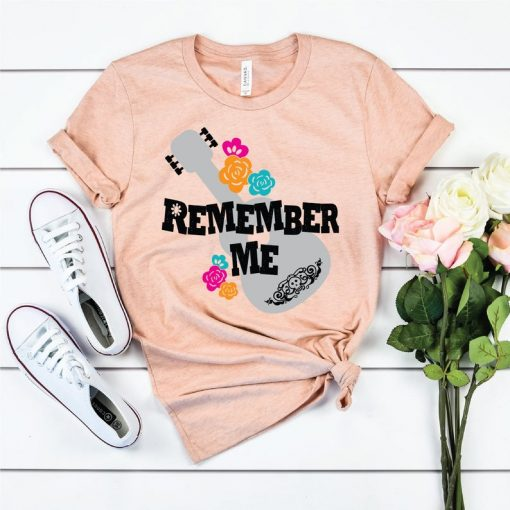 Remember Me Coco UNISEX SHIRT