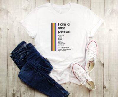 Safe Person Shirt