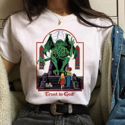 Trust In God Graphic T-Shirts
